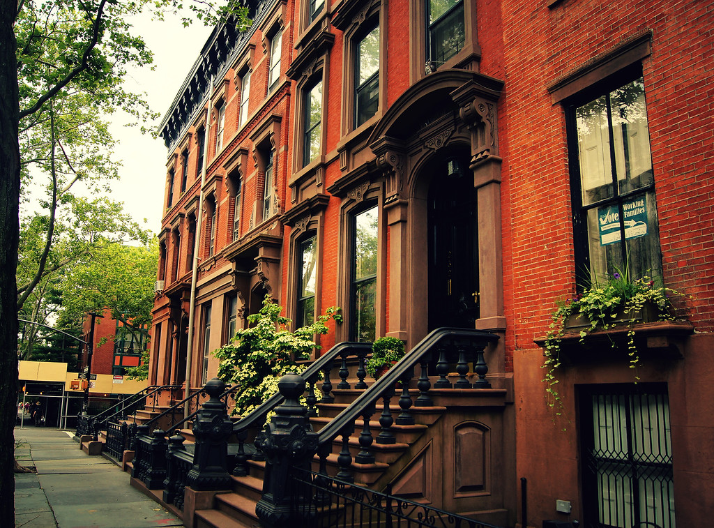 brooklyn brownstones